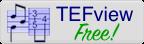 Klikbare afbeelding voor TEFview waarmee je gitaartabs, mandolinetabs ukeleletabs kunt lezen en afspelen