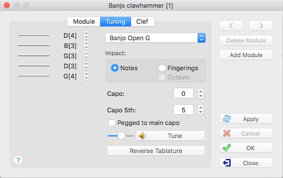 Banjo banjo tablature paper : TablEdit Tablature Editor - TablEdit for Banjo